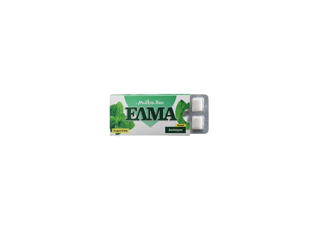 ELMA Žvýkačky, Spearmint - 10ks