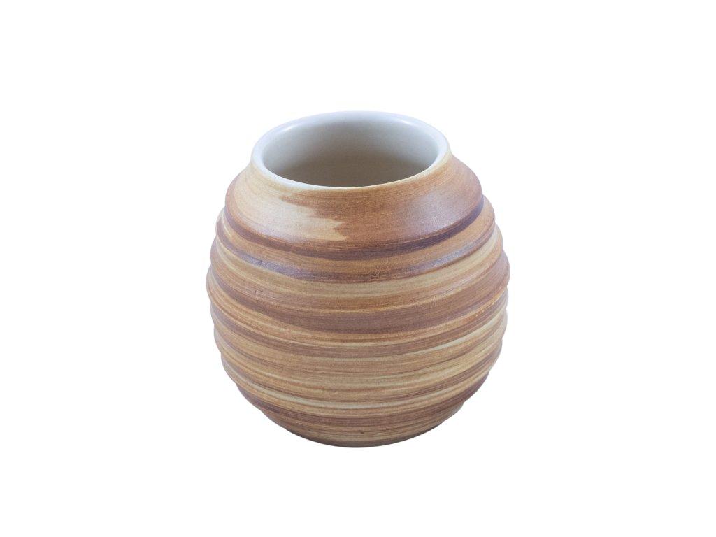 eng pl Matero Ceramiczne Grande Miel miodowe biale szkliwione 5090 1