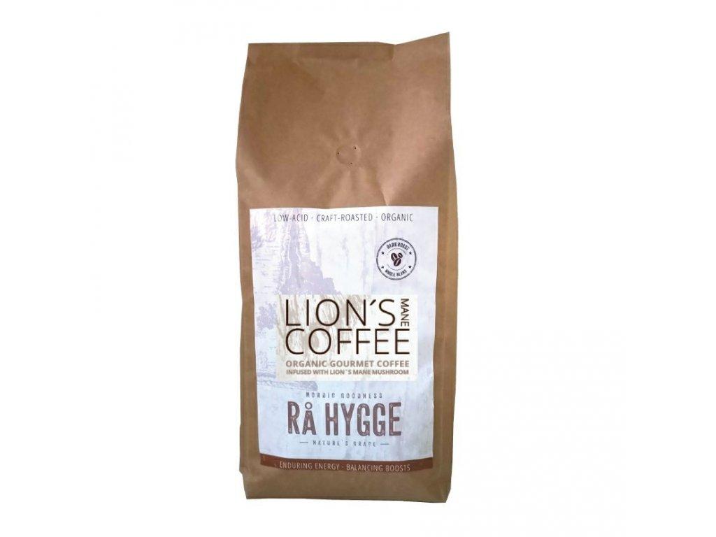 BIO zrnkova kava Honduras Arabica LIONS MANE 1kg
