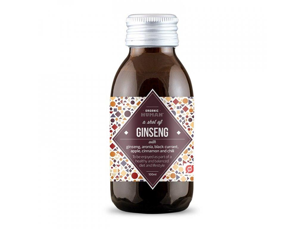 ginseng shot bio 100 ml