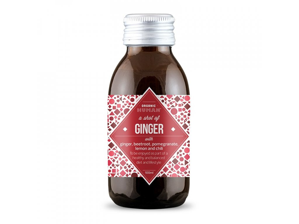 ginger shot bio 100 ml