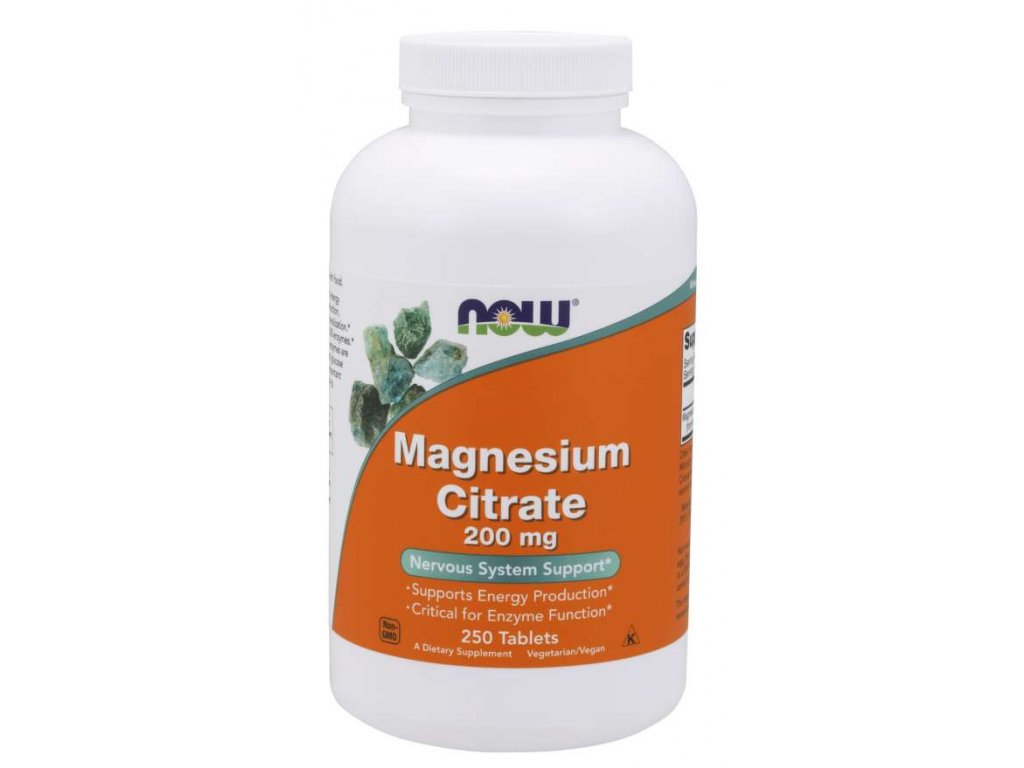 Magnesium Citrate, 250 tablet