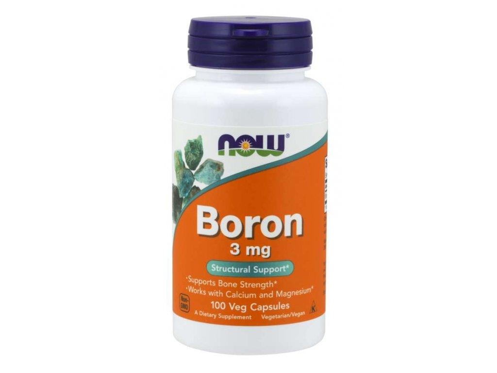 Boron, 100