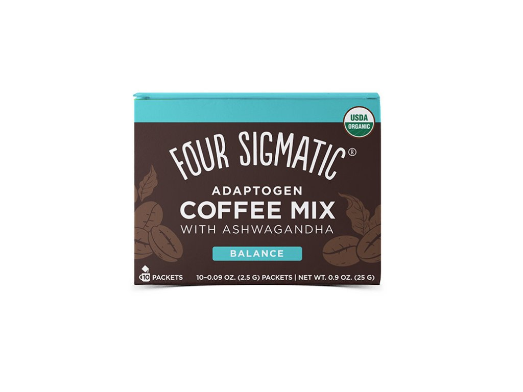 Four Sigmatic Ashwagandha & Chaga Adaptogen Coffee Mix