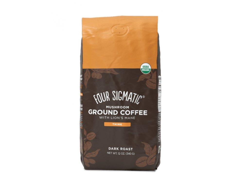 Four Sigmatic Lion's Mane Mushroom Ground Coffee Mix, 340 g