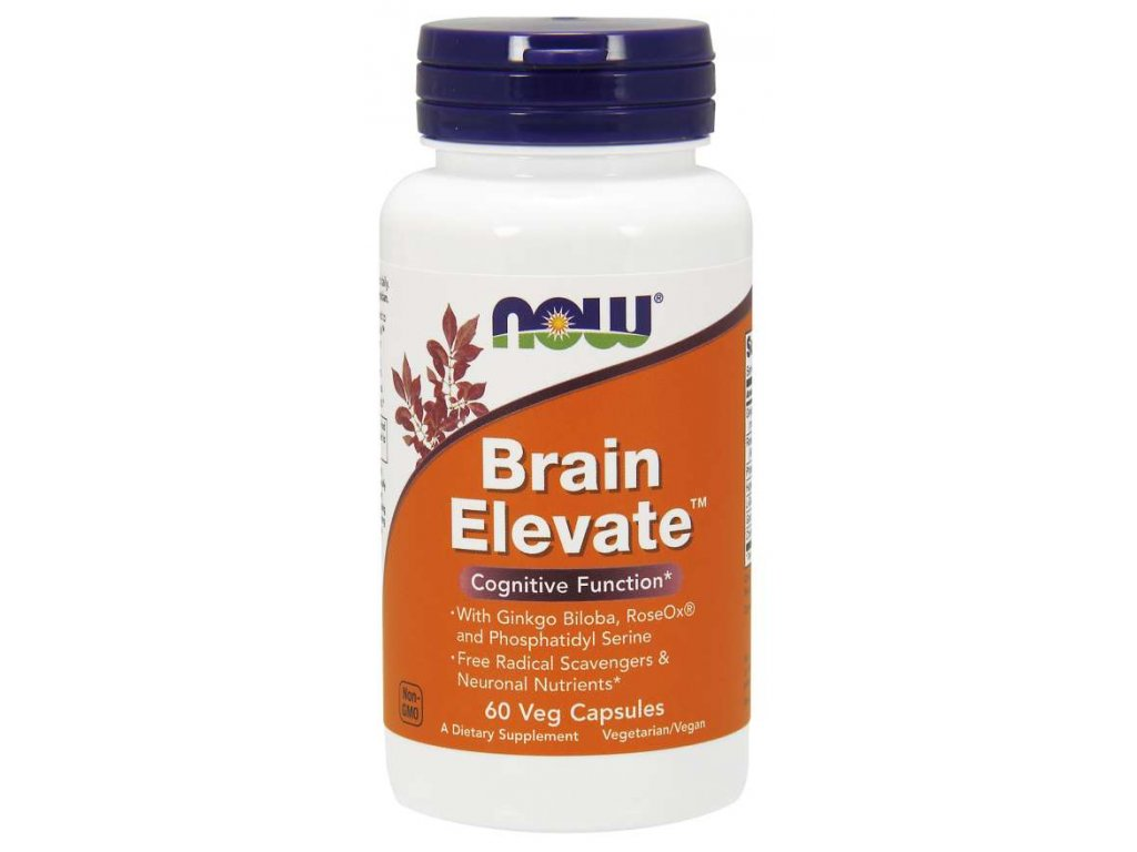 now brain elevate 60