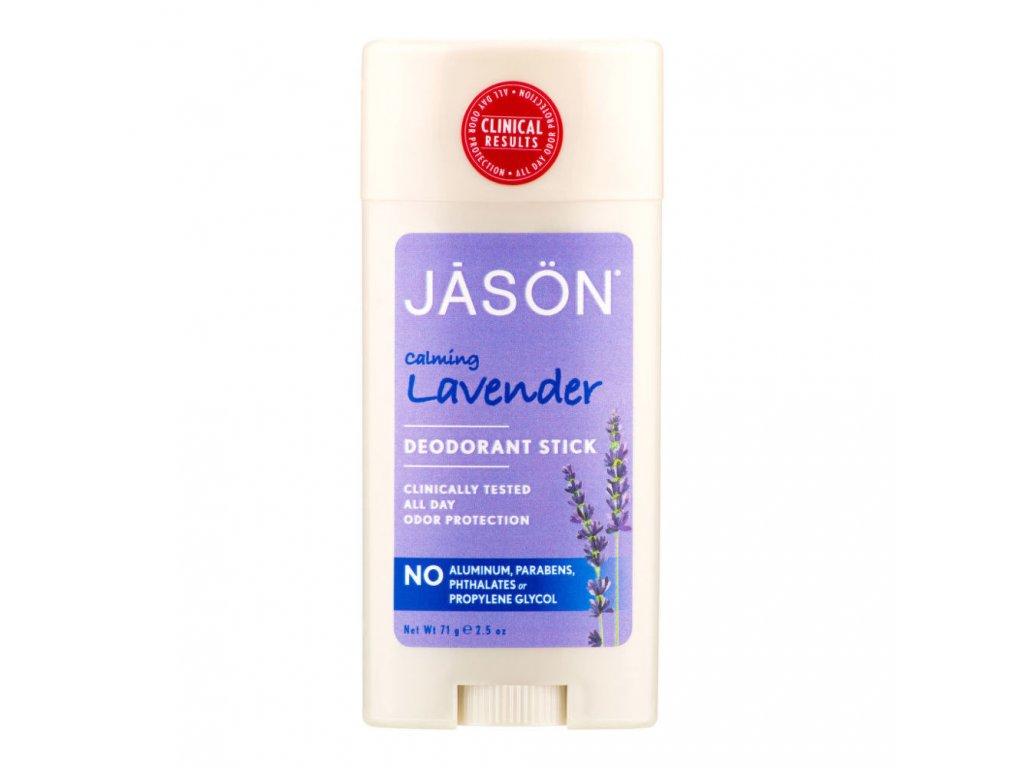 JASON, Deodorant tuhý levandule 71 g
