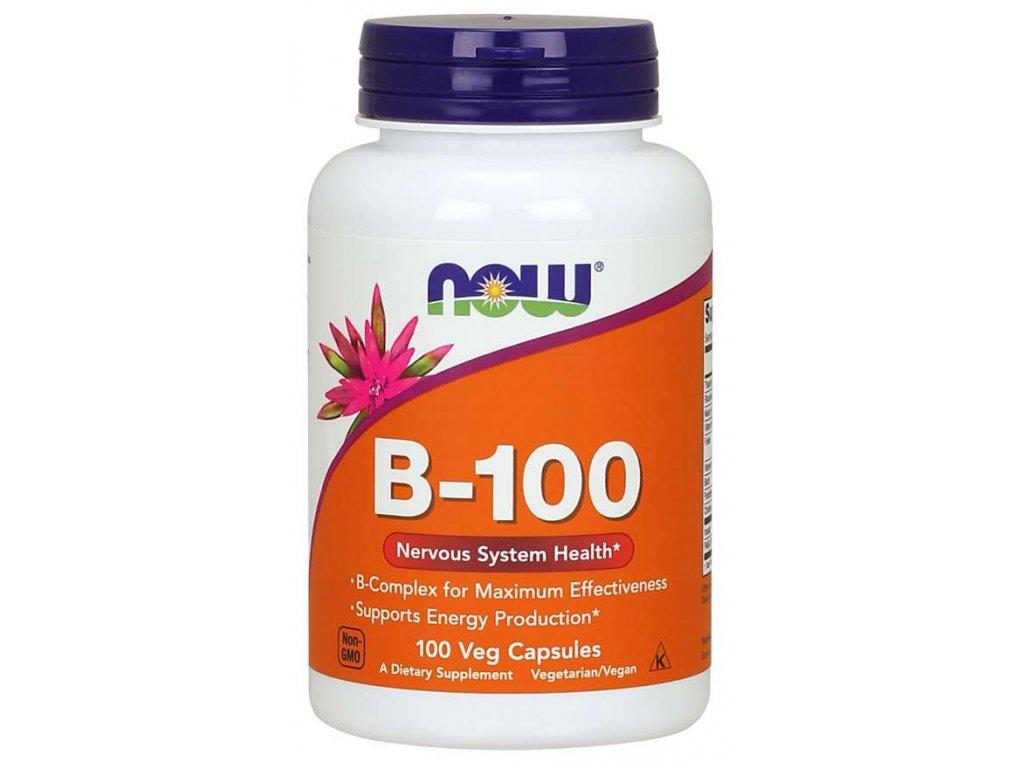 now b komplex 100