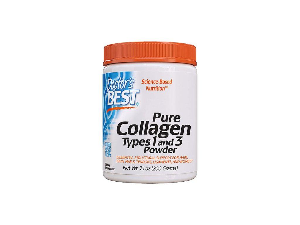 doctors best kolagen prasek 200g (1)