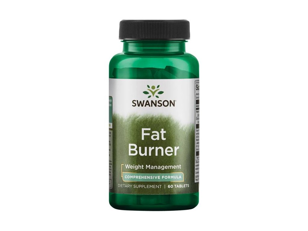 Swanson Fat Burner, 60 tablet