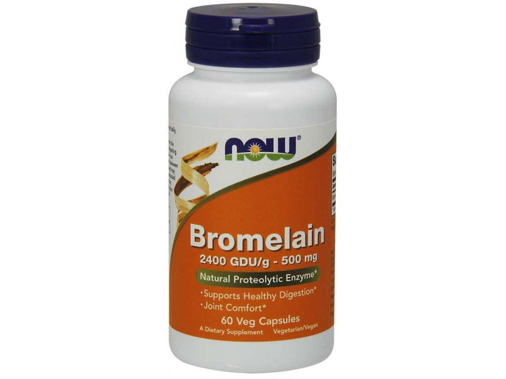 Bromelain 60 rostlinných kapslí