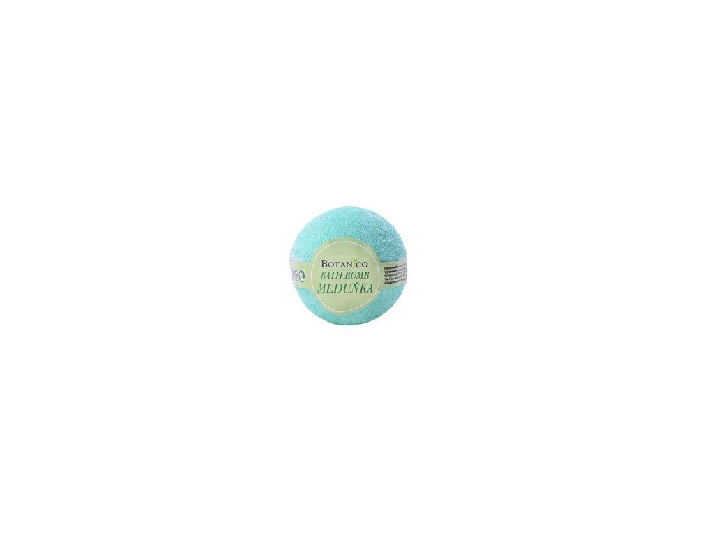 BOTANICO - bath bombs (šumivá koupelová koule), 50g - meduňka