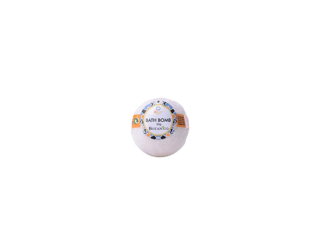 BOTANICO - bath bombs (šumivá koupelová koule), 70g - arganový olej