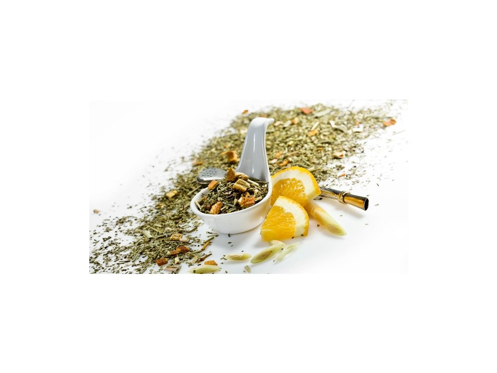 yerba mate citron