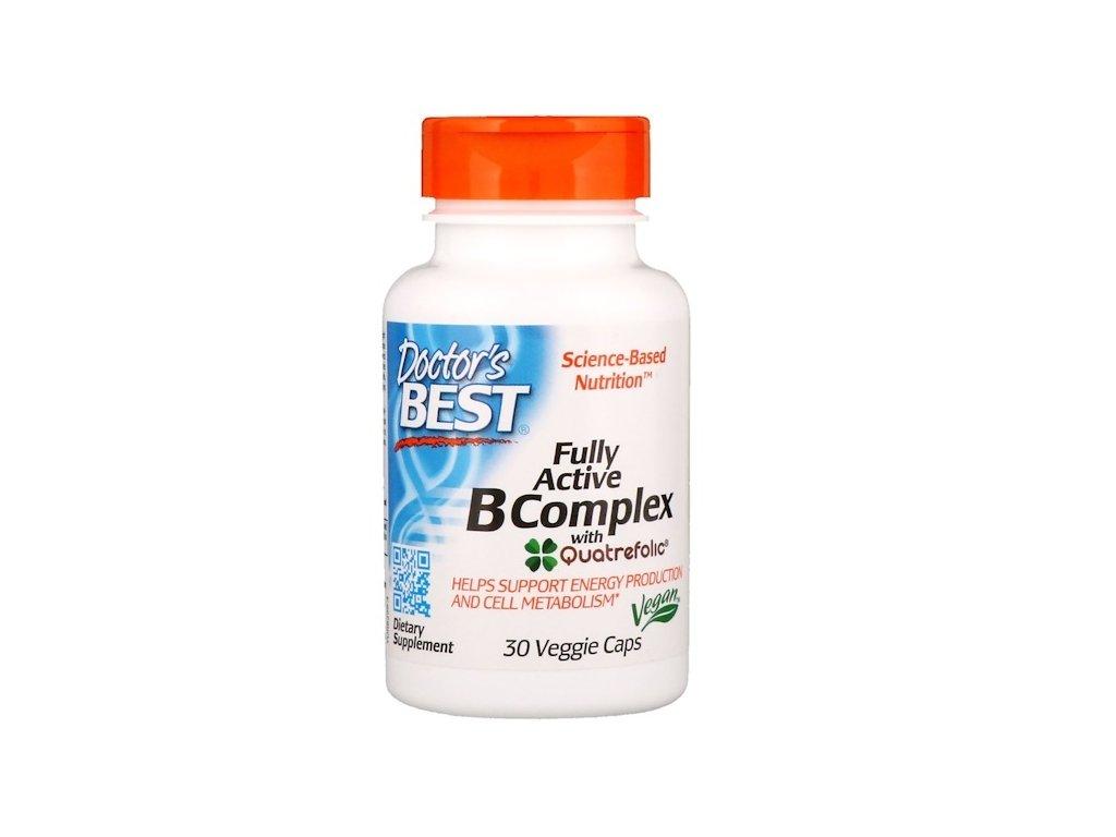 doctors best vitamin b complex
