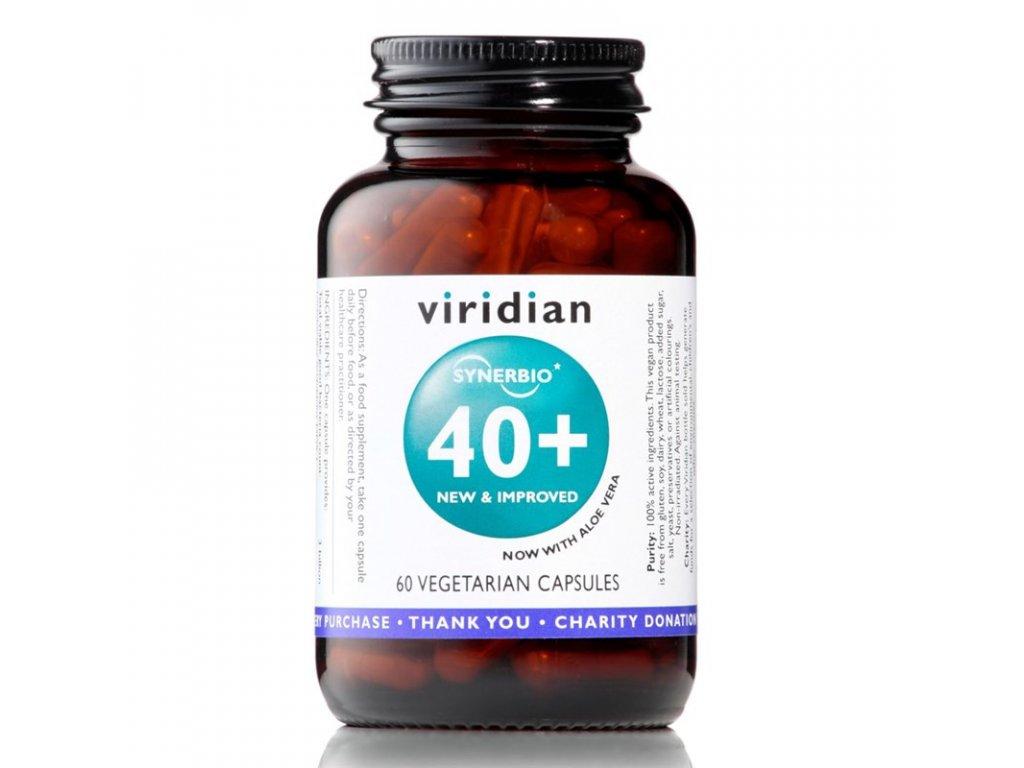 Synerbio40+60kapsli Viridian