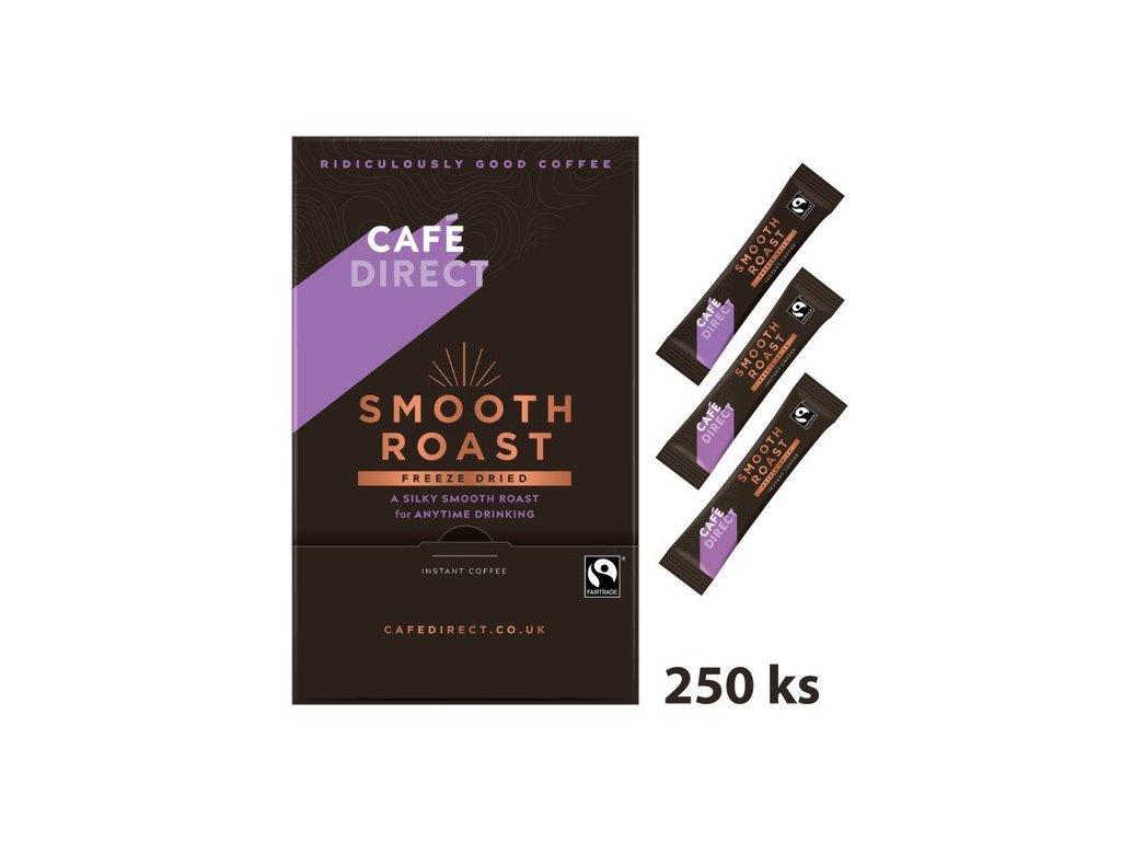 Smooth Roast instantní káva 250 x 1.5g
