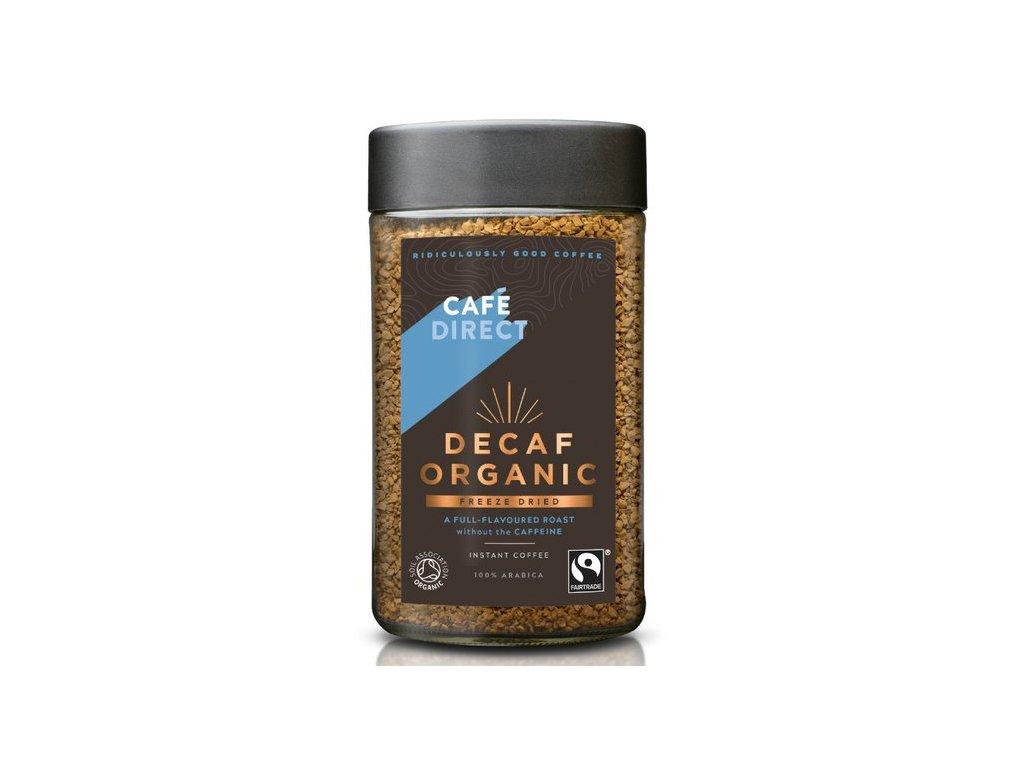 BIO instantni kava bez kofeinu 100g