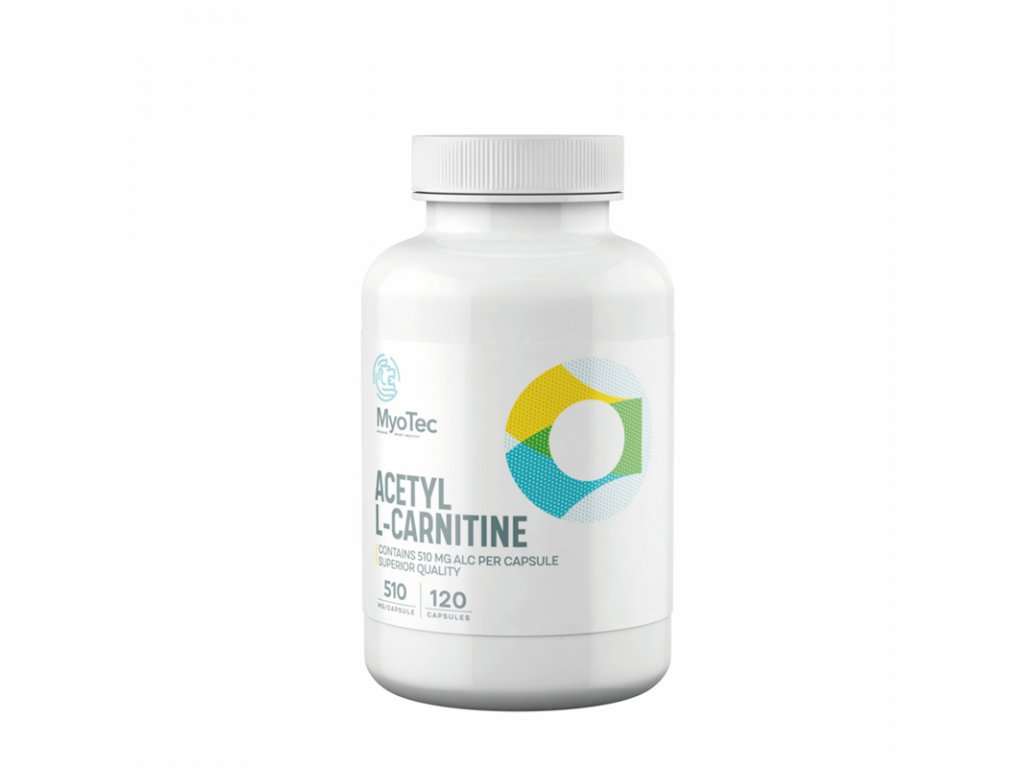 Acetyl L carnitine MG 7548 maly