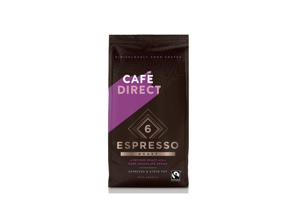 Arabika Espresso mleta kava s tony horke cokolady 227g