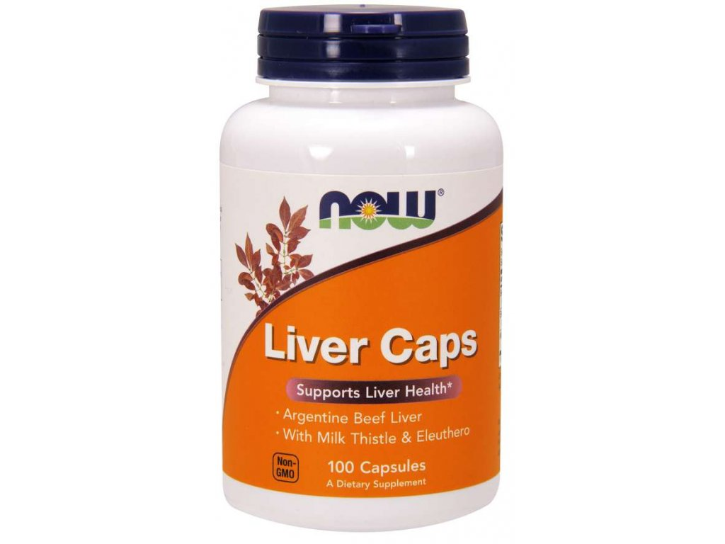 Liver caps