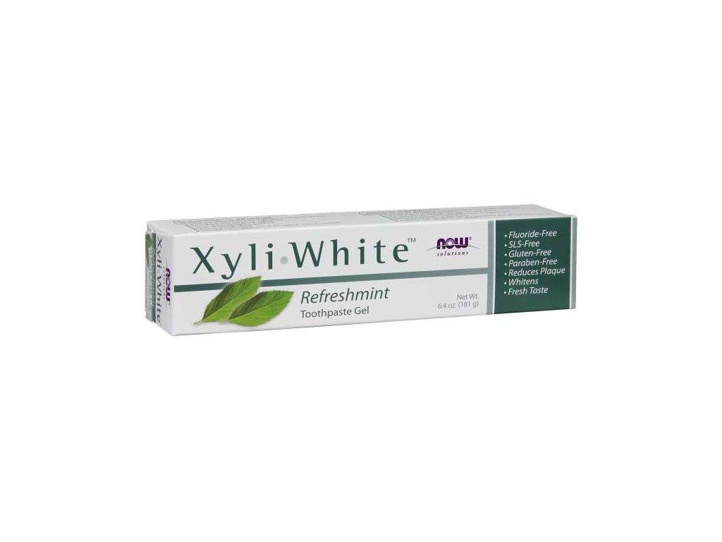 zubní pasta refresh mint