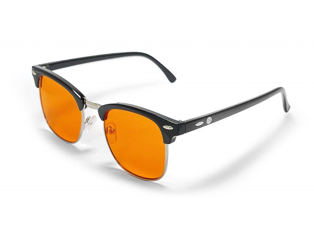 BrainMarket Brýle blokující 100% modrého světla, VENICE
