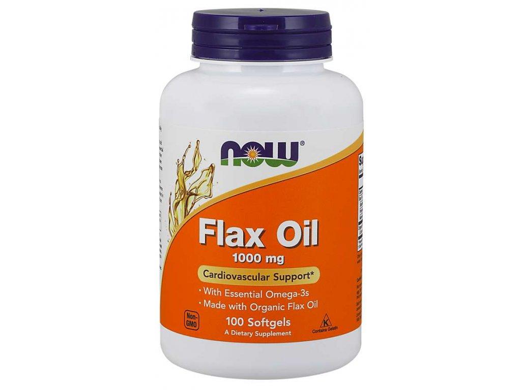 Flax oil 1000 mg