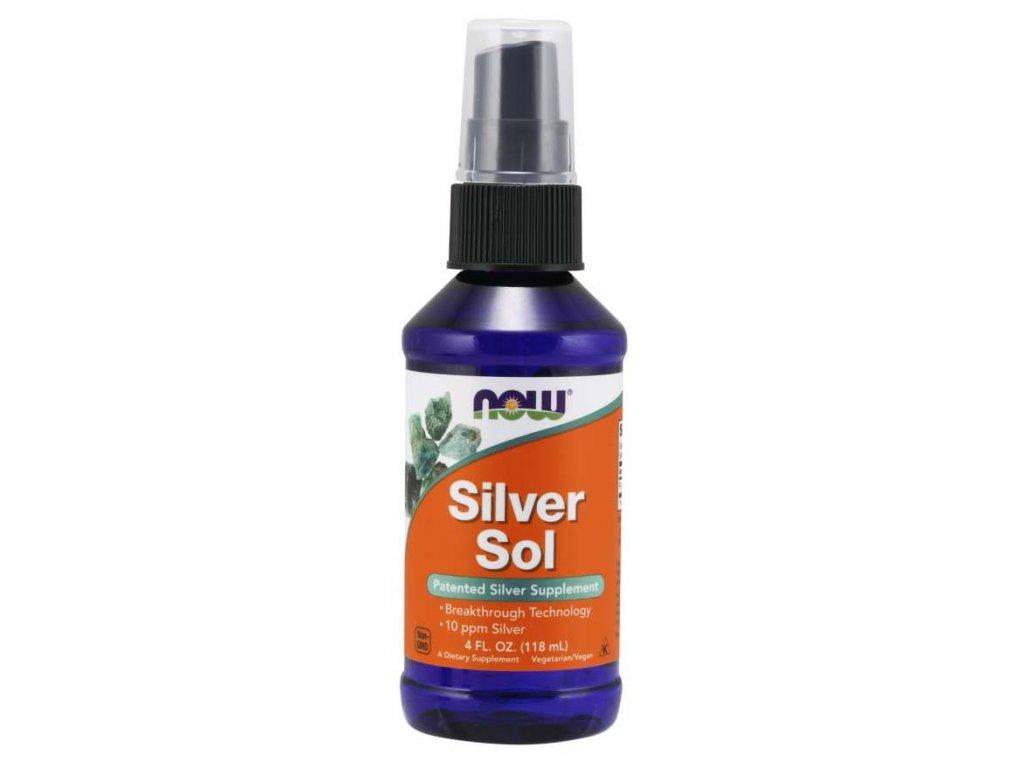Silver sol