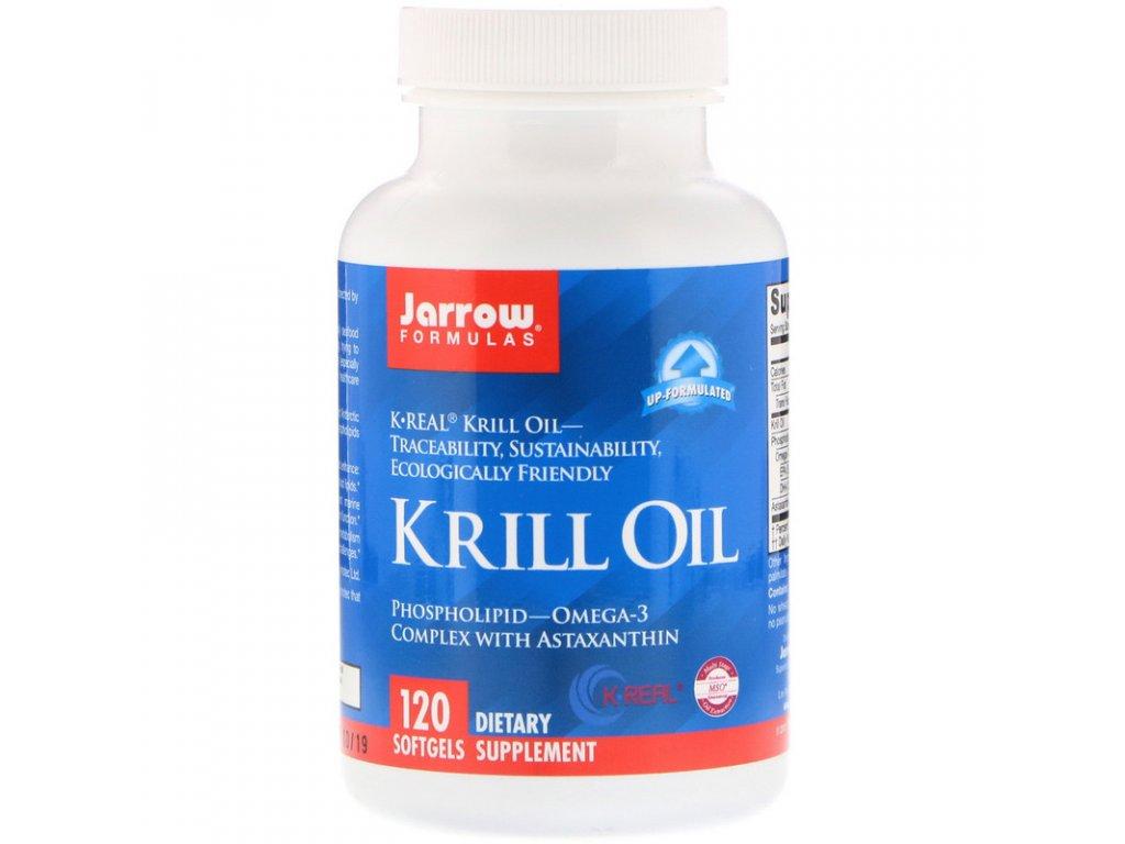 Krill oil jarrow