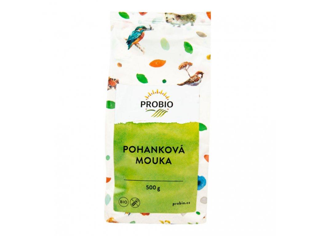 PROBIO - Mouka pohanková BIO - bezlepková, 500g  *CZ-BIO-001 certifikát