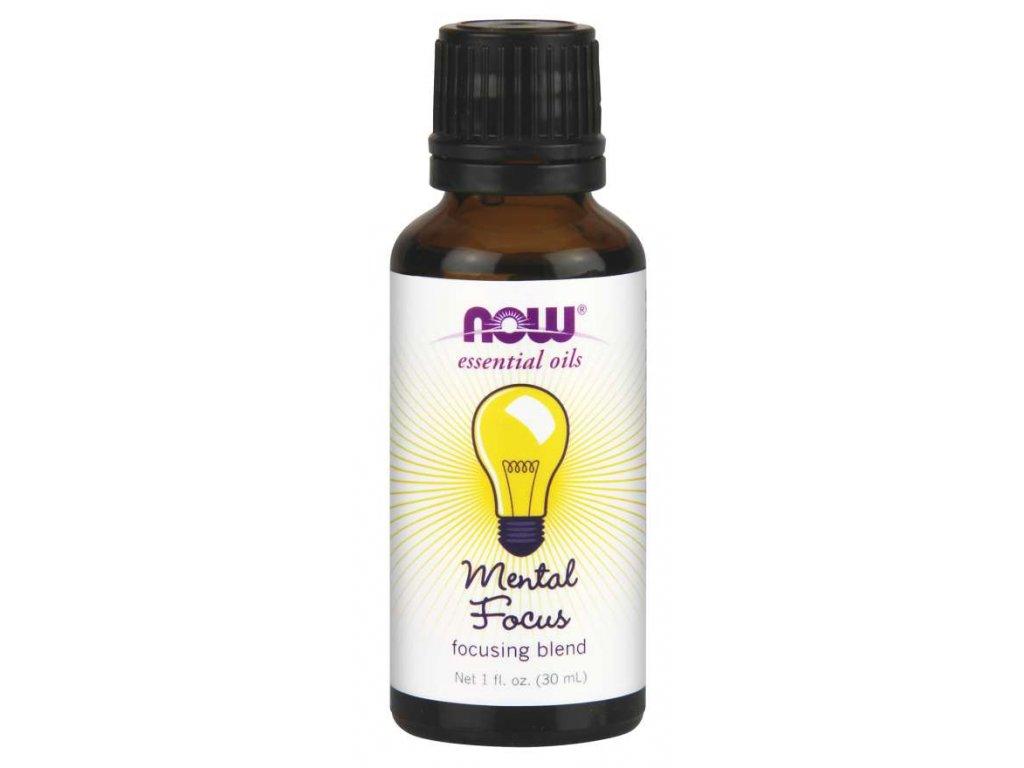 mental focus oil