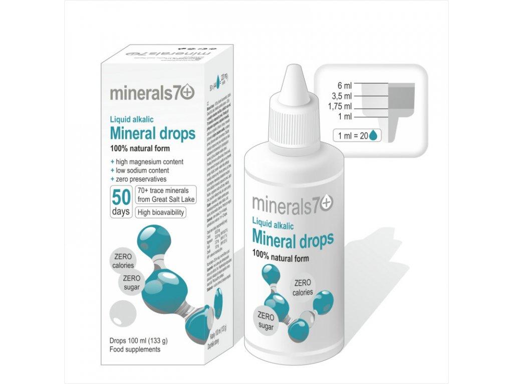 liquid alkalic mineral drops