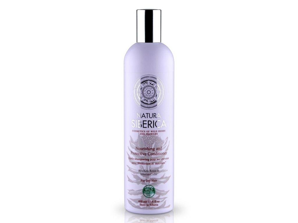 Natura Siberica - Výživný kondicionér pro suché vlasy, 400 ml