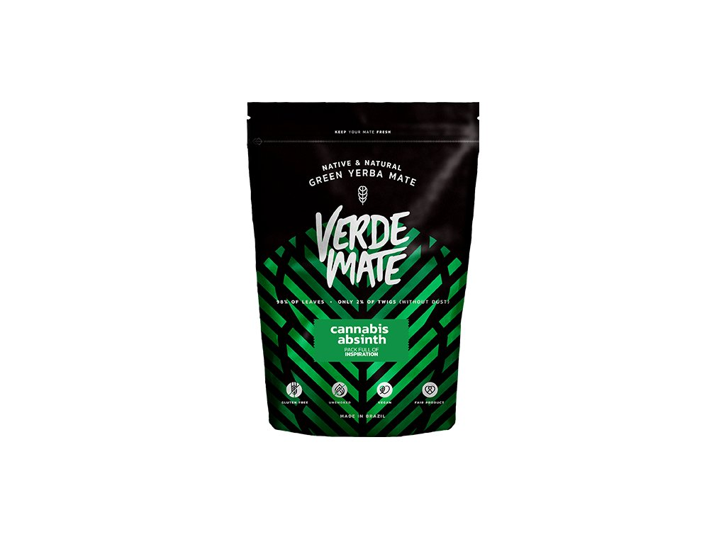 zul pl Verde Mate Green Cannabis Absinth 0 5kg 7938 1
