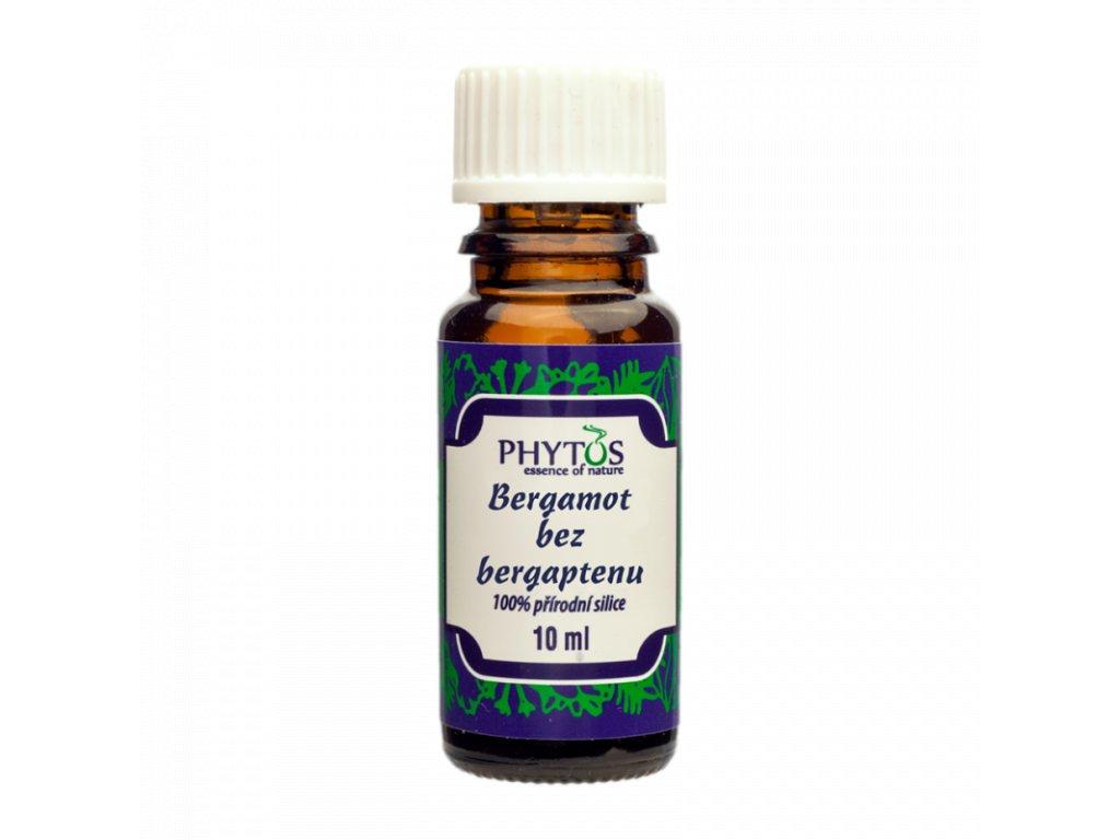 bergamot bez bergaptenu 100 esencialni olej phytos