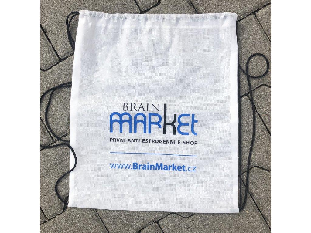 Bavlněný vak BrainMarket