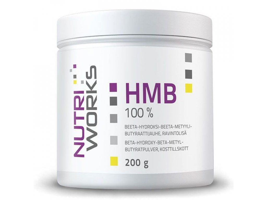 HMB 200g Nutriworks