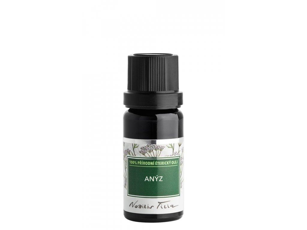 E0002B Éterický olej Anýz