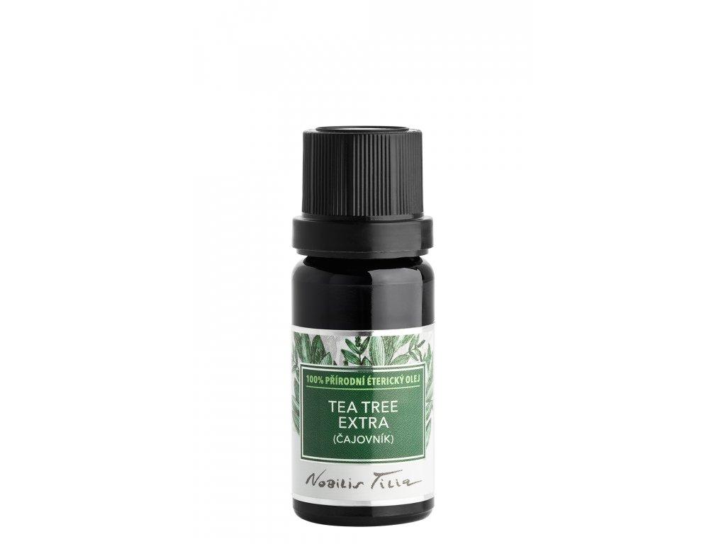 Éterický olej Tea tree extra čajovník