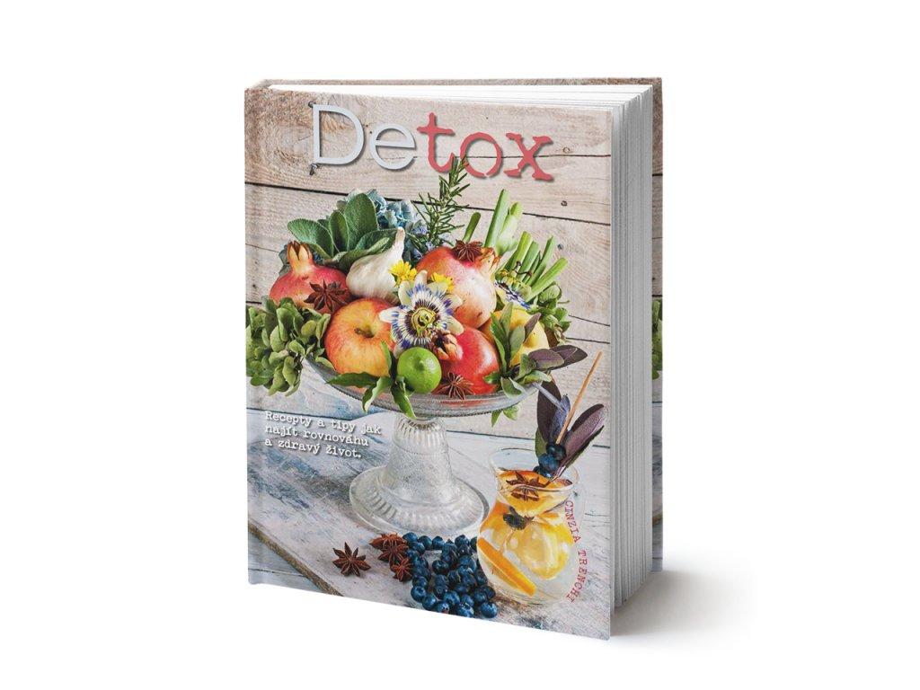 Detox – Recepty a tipy jak najít rovnováhu a zdravý život - Cinzia Trenchi