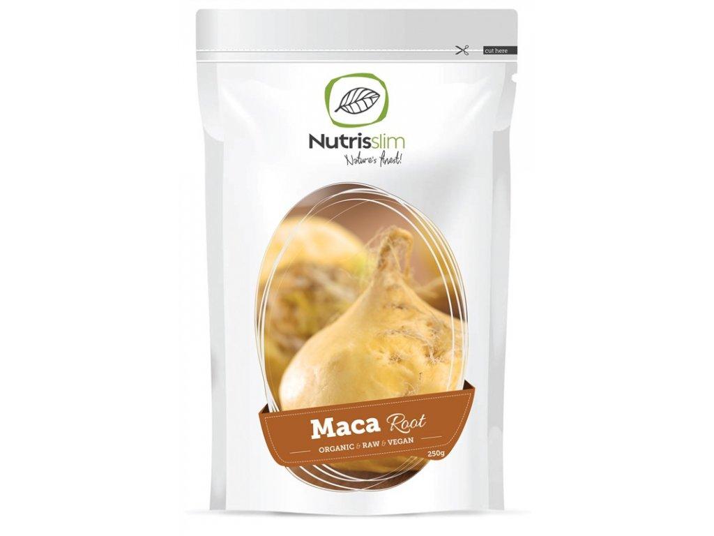 maca powder nutrisslim superfood organic vegan raw