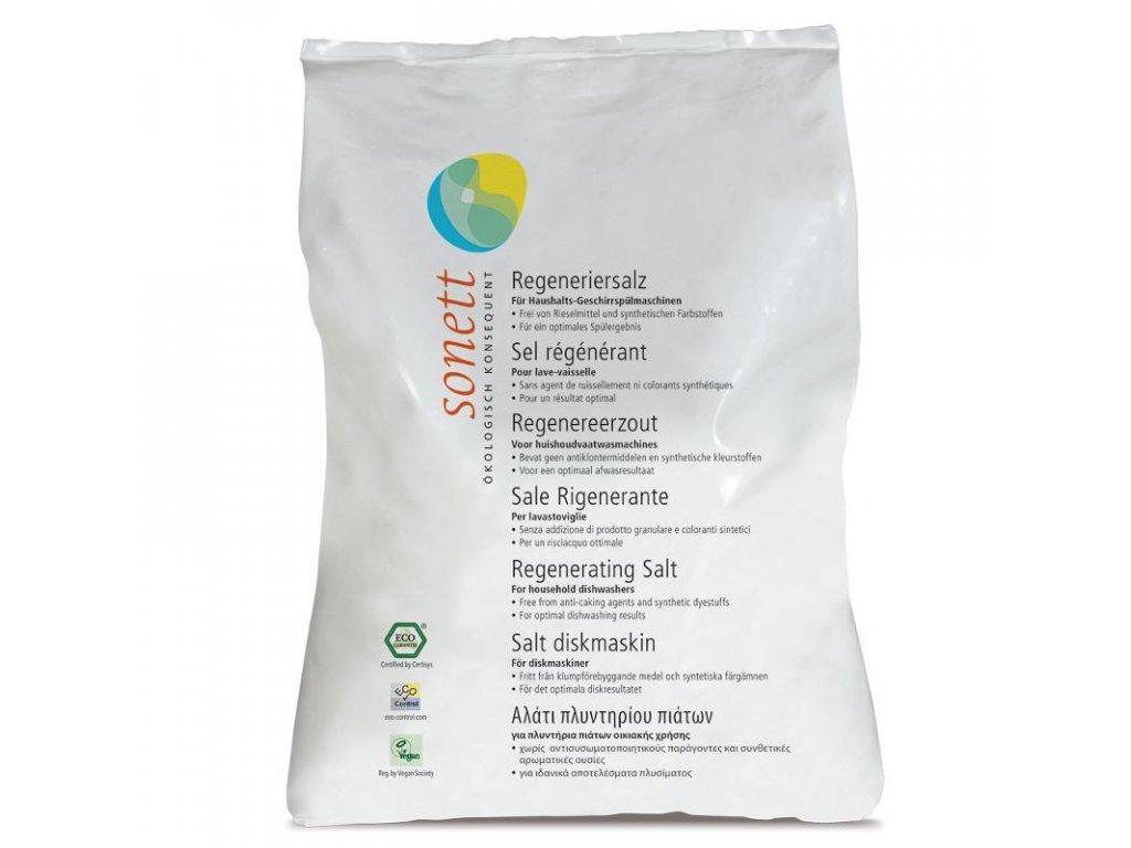 SNOETT regenerační sůl do myčky
