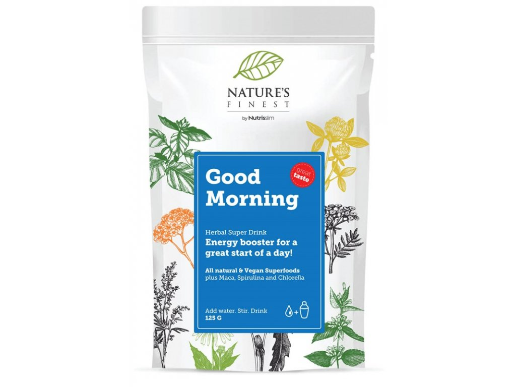 Good morning supermix 125g nutrisslim