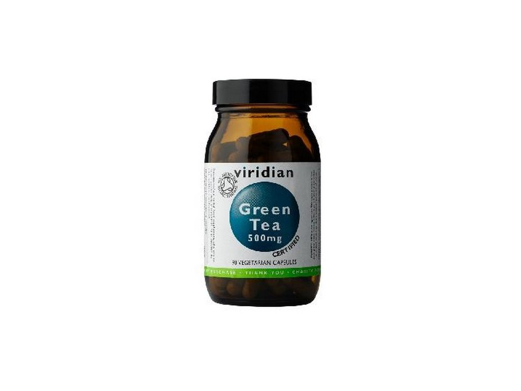 Viridian Green Tea 500mg