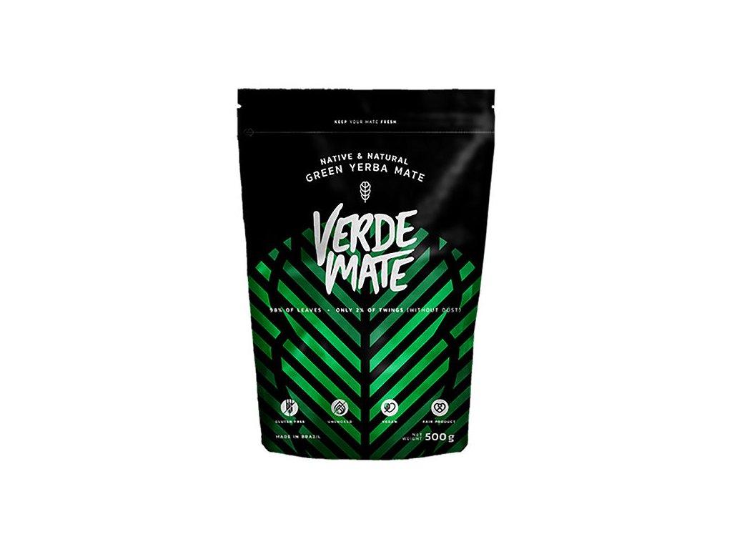 Yerba Verde Mate Green Despalada 0 5kg
