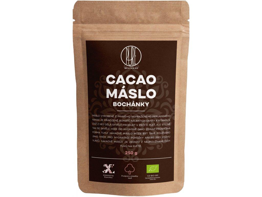 CACAO MASLO Bochanky BrainMax Pure JPG ESHOP