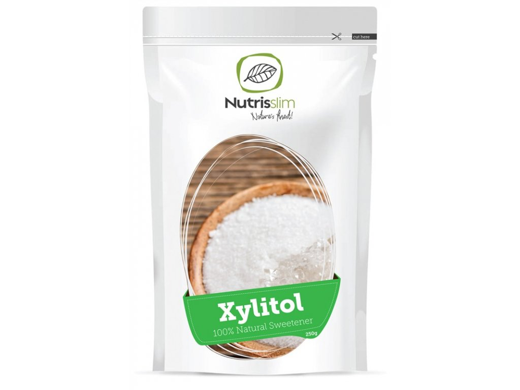 xilitol nutrisslim superfood organic vegan raw
