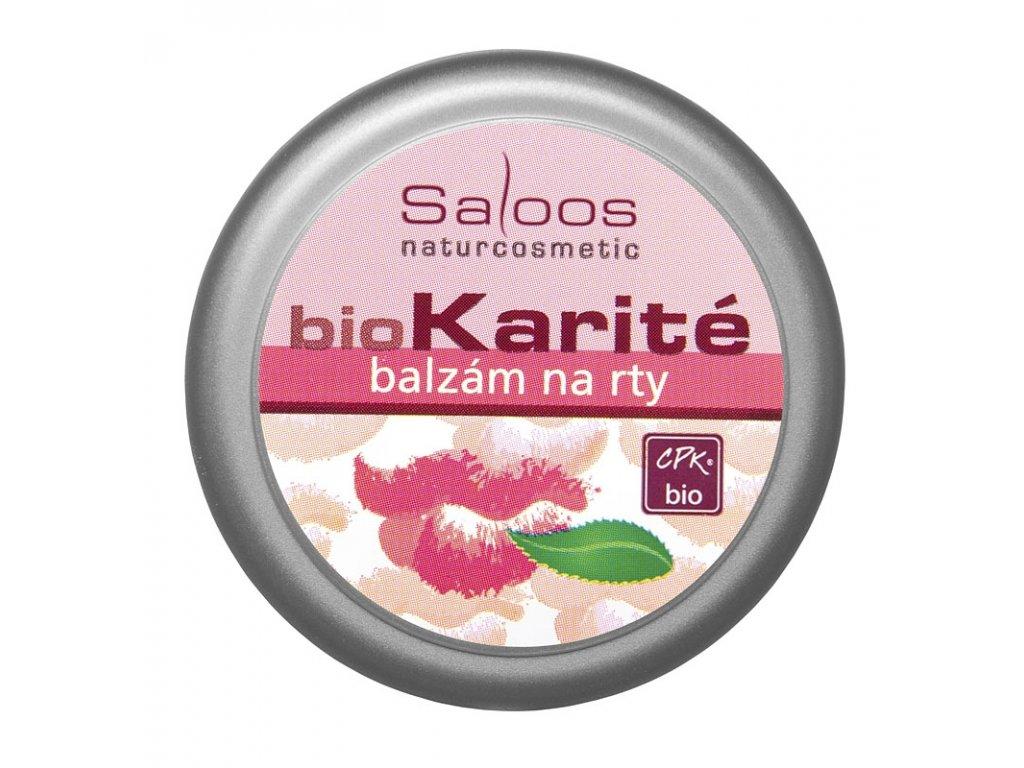 Saloos bio karité balzám na rty