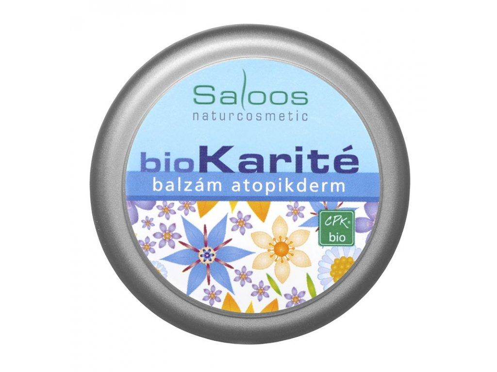 saloos bio karité balzám atopikderm